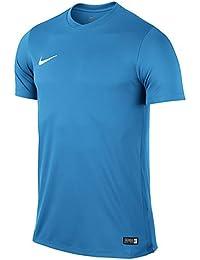 bc0f589df Amazon.es  Azul - Camisetas y camisas deportivas   Ropa deportiva  Ropa