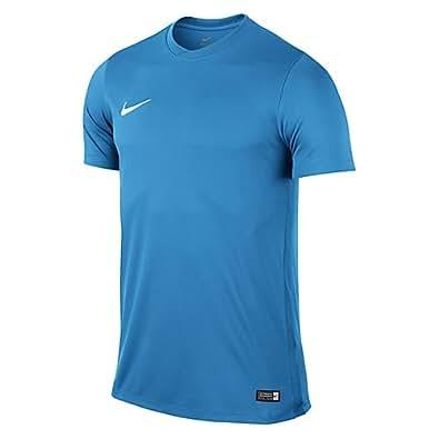 Nike SS Yth Park VI JSY - Maglietta da Ragazzo, Bambino, SS Yth Park VI JSY, XS