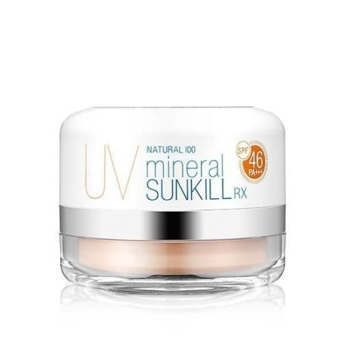 Catrin Natural 100 Mineral Sunkill RX SPF46 PA+++Sunblock,Suncream,All Skin Type by MaxClinic Catrin