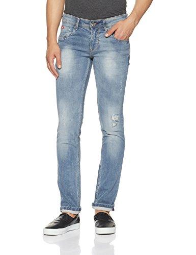 Lee Cooper Men's Tapered Fit Jeans