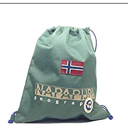 Gym backpack | Napapijri North Cape | 5ANN3R22-Leaf