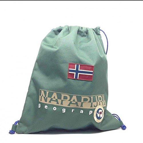 Gym backpack | Napapijri North Cape | 5ANN3R22-Leaf
