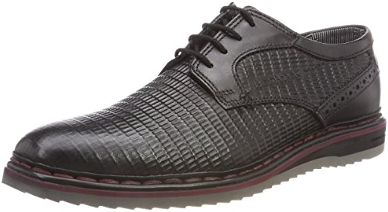 Daniel Hechter 812538021100, Zapatos de Cordones Derby para Hombre