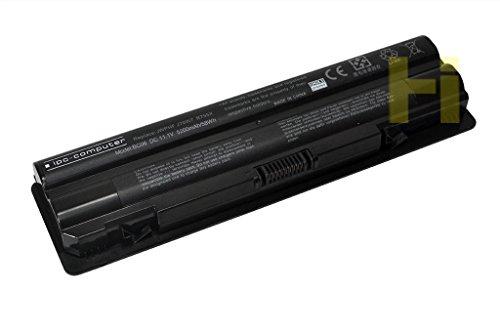 Batterie pour Dell XPS L502X 5200mAh, 11,1V, Li-Ion