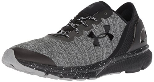 Under Armour UA Charged Escape, Scarpe Running Uomo, Nero (Black), 41 EU