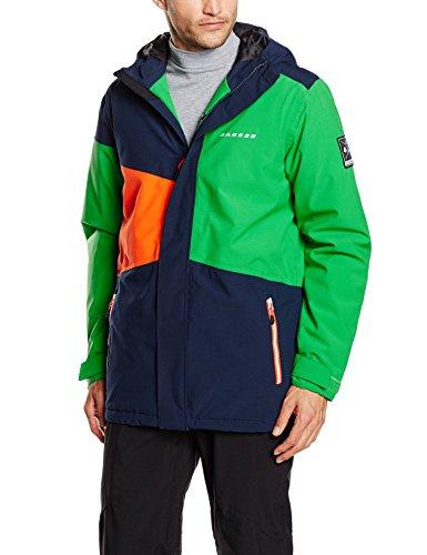 Dare 2b Men's Jacket Snow Gusto Mehrfarbig - Trek Green/Trail Blaze
