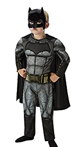 Batman-Disfraz Doj Musculoso En Caja Talla L, (Rubie
