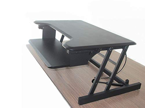 ErgoRemedies ERGONEER sain Sit-Stand Workstation...