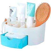 STRIR Caja De Almacenamiento Organizadores Cosméticos Para joyería Peines Pendientes Maquillaje Accesorio Rizador De Pestañas Esmalte