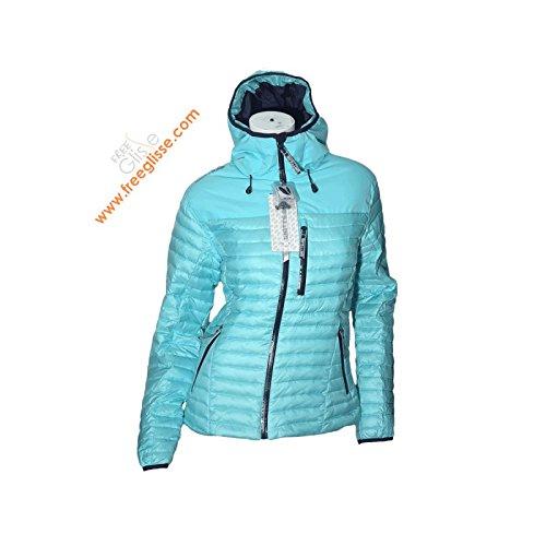 Watts Doudoune Ski Fille Nolla bleu n°275b