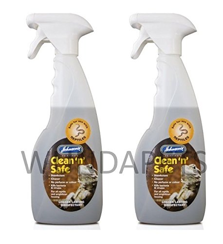 johnsons-clean-n-safe-vivarium-reptile-amphibian-disinfectant-cleaner-2-pack-1l