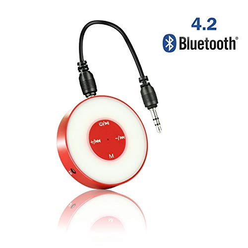 prowithlin Bluetooth 4.2 Sender/Empfänger, 2 in 1 Bluetooth Audio Adapter Freisprecher HiFi Musiksender Bluetooth Dongle für TV PC Auto Telefon Wireless Headset ect