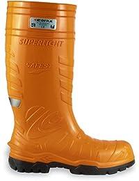 Cofra Safest S5 Ci SRC Paire de Chaussures de sécurité Taille 46 Orange