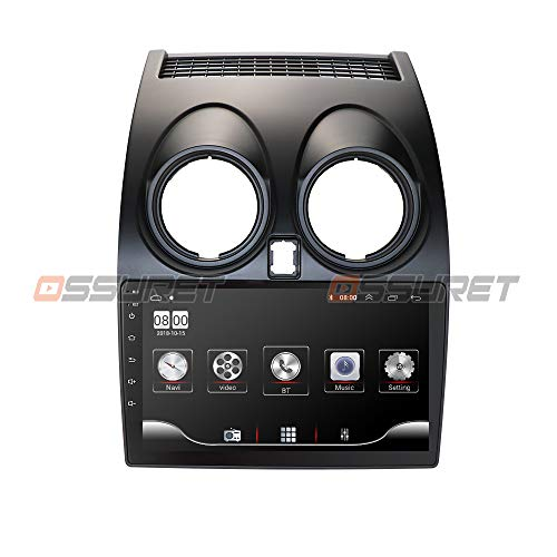 Android 9.0 Car Stereo Radio Double DIN GPS Navigation