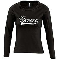 WM  Trikot S-XXL Griechenland  Ländershirt EM Fanshirt-Damen GREECE