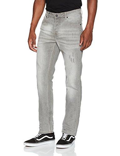 Brandit Herren Slim Jeans Grau (Grey Denim 169)