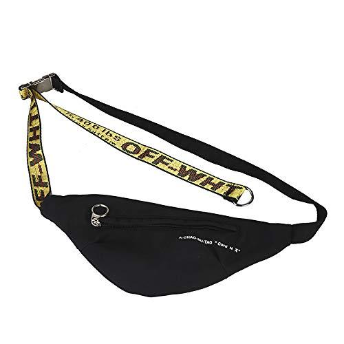 FREEML 2019 Neue Brusttasche Messenger Bag Schulter Canvas Rucksack Taschen Diagonale Brusttasche kleine Tasche - Louis Vuitton Canvas Rucksack
