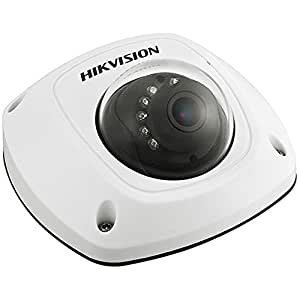 Hikvision DS-2CD2532F-IWS 3MP IP66 Network Mini Dome Camera with Built-in Micro SD/SDHC/SDXC card slot, up to 64 GB