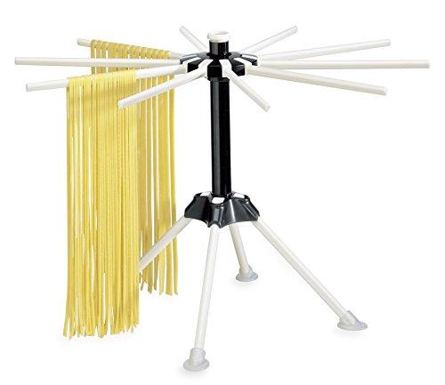Küchenprofi 807500000 Nudeltrockner Pastacasa, Kunststoff, weiß / schwarz, 9 x 9 x 22 cm, 6 Einheiten