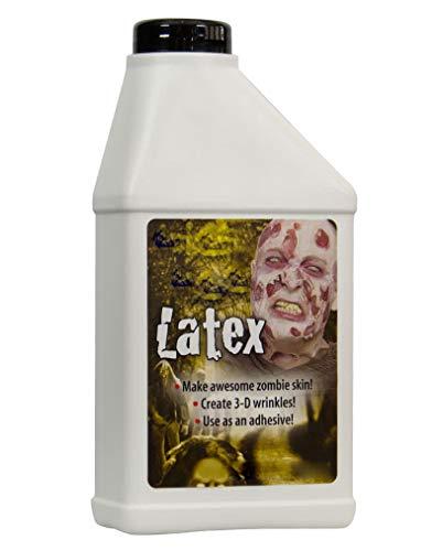Horror-Shop Latex Paste für Halloween Spezial Make-Up | 470ml