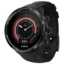 Suunto 9 Baro Orologio Sportivo con GPS, Lunga Durata della Batteria e Cardiofrequenzimetro da Polso