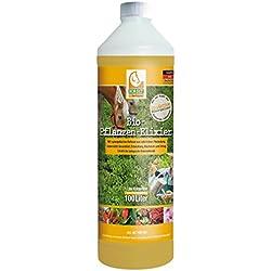 HORSiT Bio-Pflanzen-Elixier Konzentrat - 1 Liter - Unterstützt Gesundheit, Entwicklung, Wachstum und Ertrag