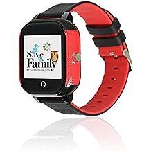 Reloj con GPS para niños Save Family Modelo Junior Acuático.