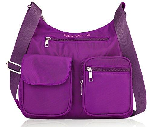 suvelle-carryall-rfid-travel-crossbody-bag-handbag-purse-shoulder-bag-ba10-eggplant