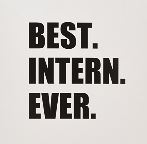 Best intern Ever-wertsteigerung Geschenk für Praktikum Job-Grußkarten,