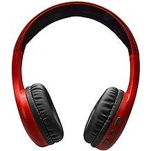 SBS Cuffie stereo regolabili con padiglioni morbidi e microfono integrato, wireless V5.0, tasti per chiamate e gestione musica