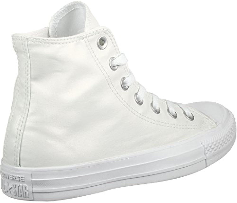 Converse Chucks 155559C Chuck Taylor Star Hi White White White Weiss