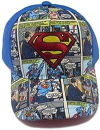 Superman - Tebeo - Oficial Júnior Gorra De Béisbol 84785bf9004