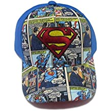 Superman - Tebeo - Oficial Júnior Gorra De Béisbol 7c0631fad44