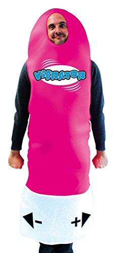Preisvergleich Produktbild Vibrator-Kostüm für Herren Einheitsgröße