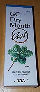 GC Dry Mouth Gel (Mint Flavor) 40g