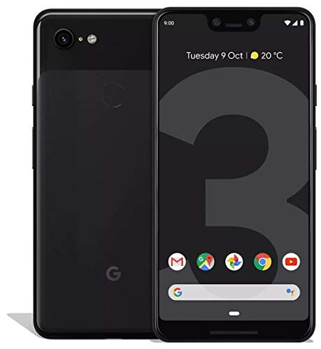Foto Google Pixel 3 XL 128GB just Black DE