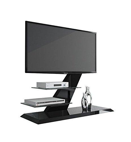 MEUBLE TV DESIGN - NOIR