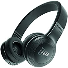 JBL jble45btblk Harman E45 Bluetooth auriculares de diadema – negro