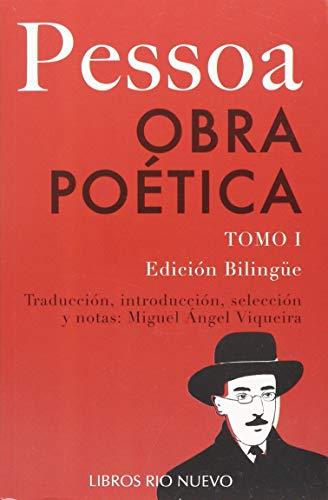 Pessoa obra poetica 2 (ed. bilingue) por Miguel Angel Viqueira