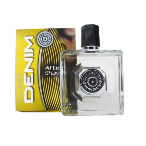 Denim Illusion Aftershave for men 100ml