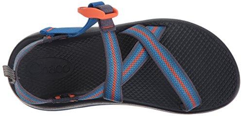 Chaco Z1 Ecotread Sandal (Toddler/Little Kid/Big Kid) Split Blue