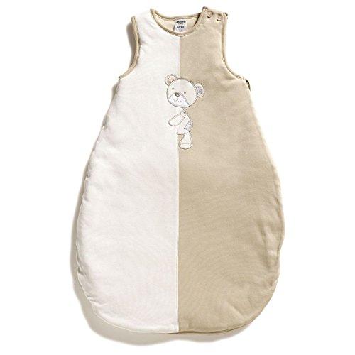 Jacky Unisex Winter Schlafsack, Basic, Beige, 86, 310072
