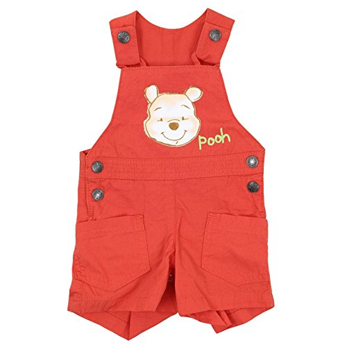Salopette Baby Winnie - Coton Orange