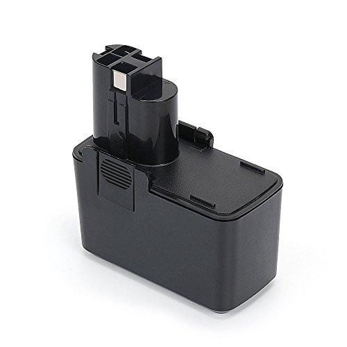 POWERAXIS 7,2V 3000mAh NiMH Ersatzakku für Bosch 2 607 335 031, 2 607 335 032, 2 607 335 153, PSR 7.2 VES-2, PSR 7.2 V, PDR 7.2 VE, GSR 7.2 VES-2