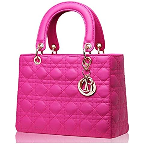 B-B Ladies Classical Avent-garade Designe Hot Selling Trendy Tote Shoulder