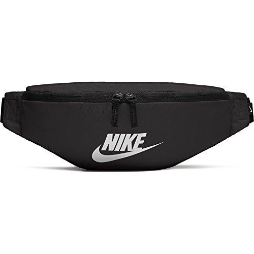 Nike Sportswear Heritage Hüfttasche, Black/White, 41 x 10 x 15 cm