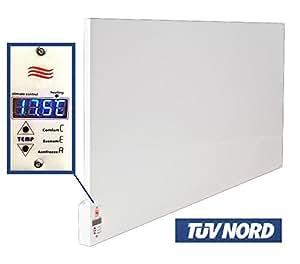 radiatore pannello radiante elettrico ad infrarossi per
