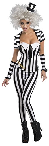 Rubie's Official Beetlejuice Ladies Sexy Costume - 4 Sizes