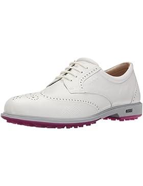 Ecco Damen Womens Classic Golf Hybrid Golfschuhe