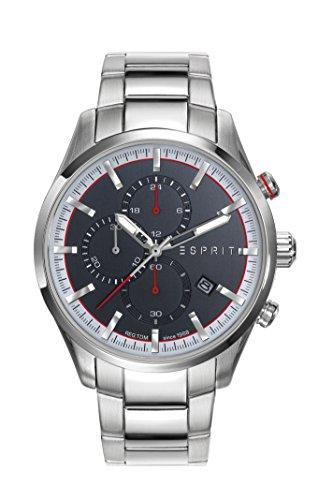 Esprit Mens Chronograph Quartz Watch with Stainless Steel Strap ES108391008